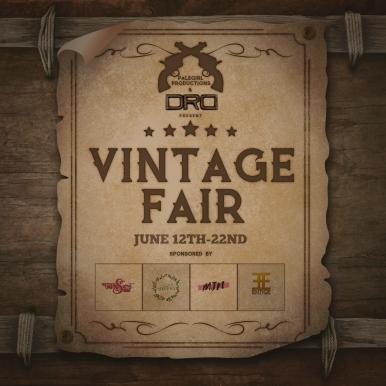 Vintage Fair 2020